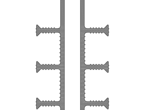 Гидрошпонка Аквастоп ДЗ-160/100-6/35 из ПВХ