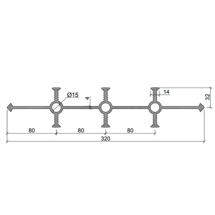 Схема монтажа гидрошпонки